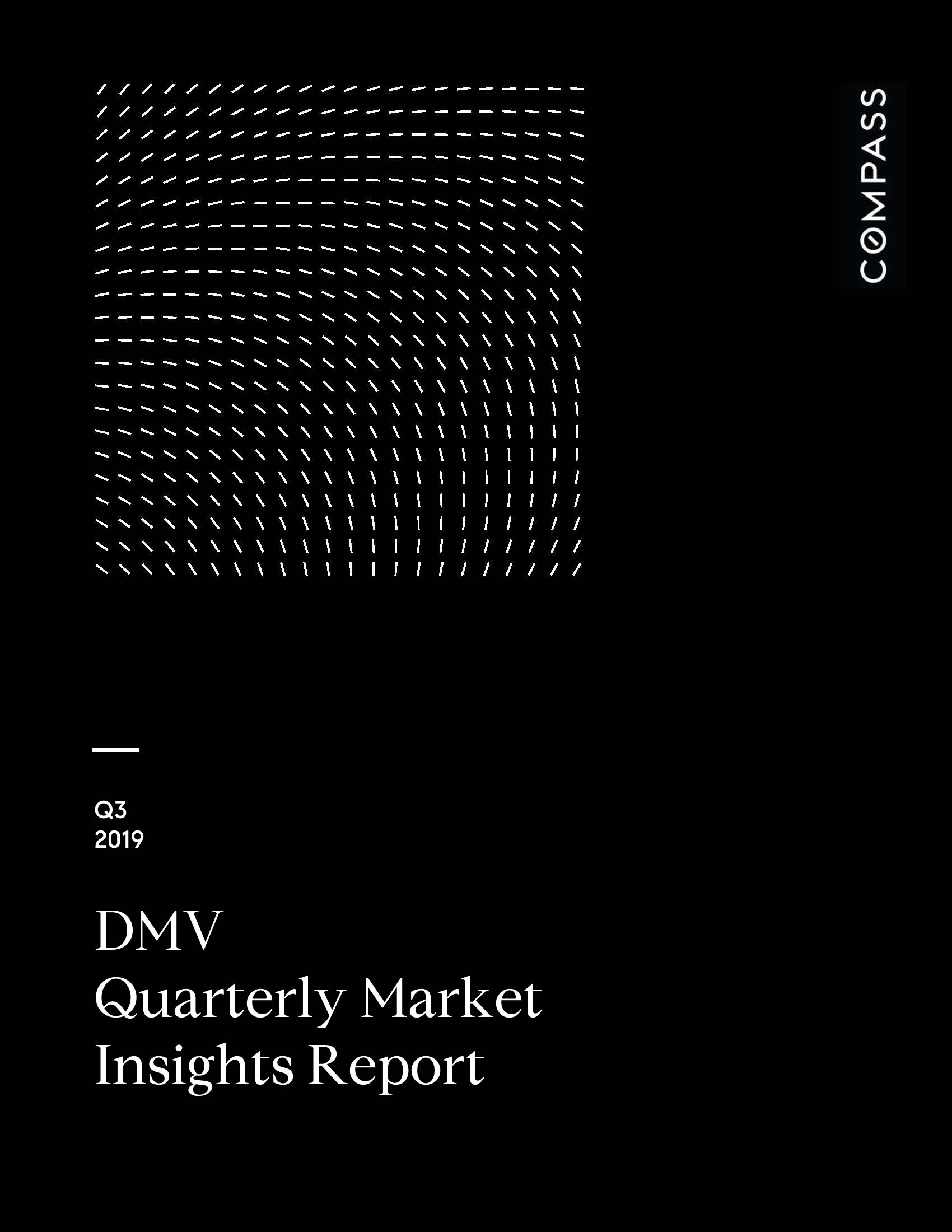 DMV Quarterly Market Insights Report - Q3 2019