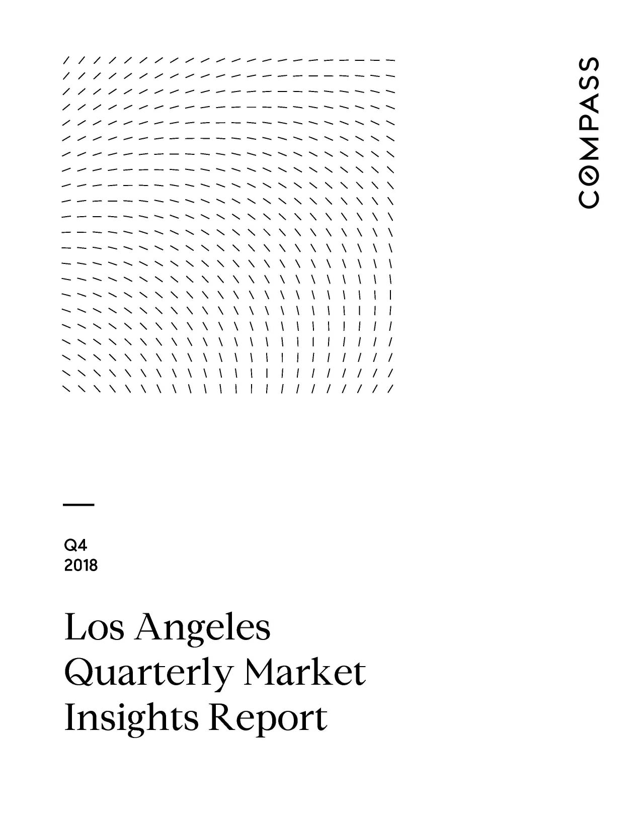 Los Angeles Quarterly Market Insights Report - Q4 2018
