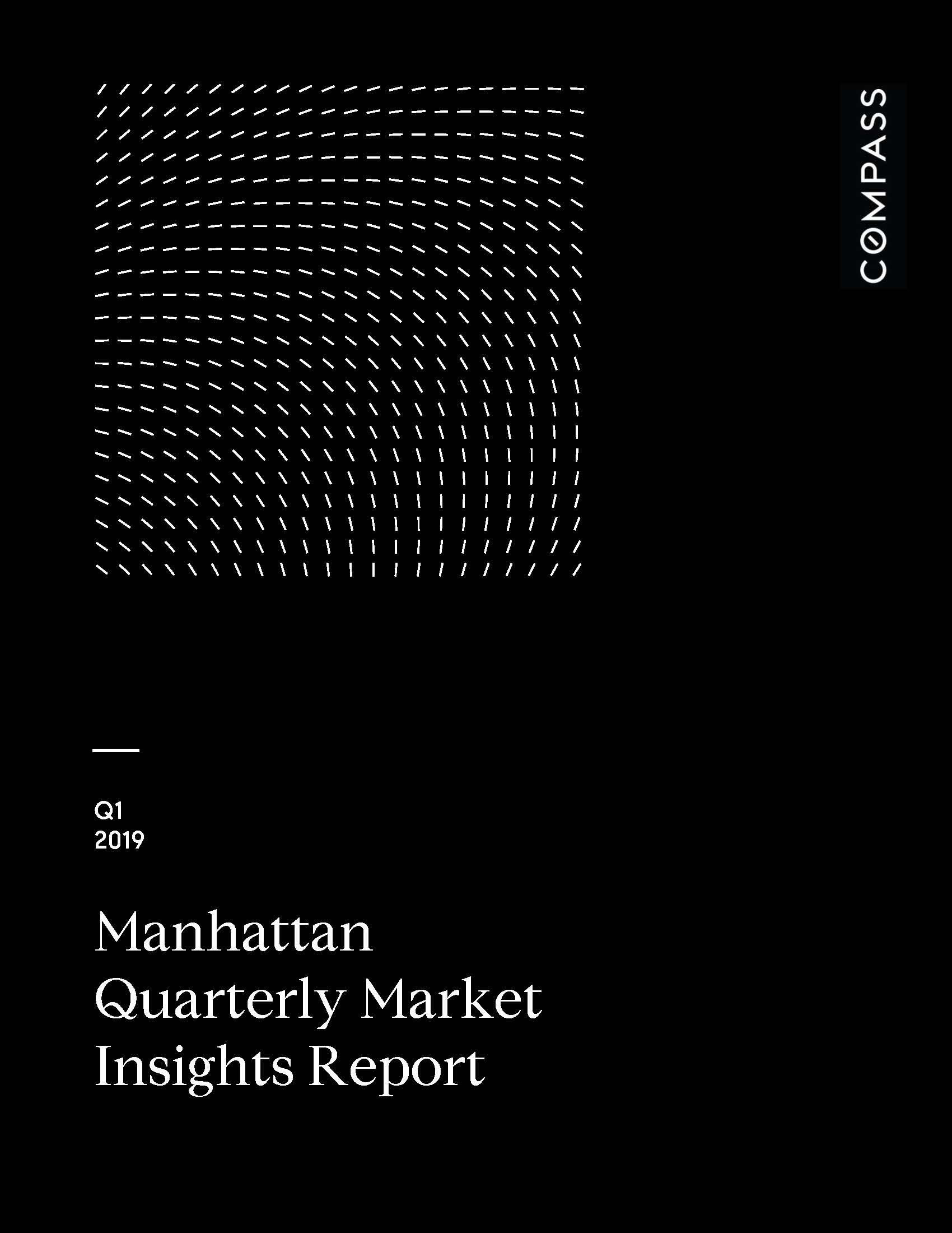 Manhattan Quarterly Market Insights Report - Q1 2019