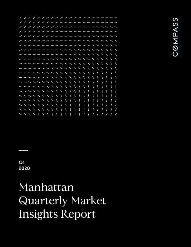 Manhattan Quarterly Market Insights Report - Q1 2020