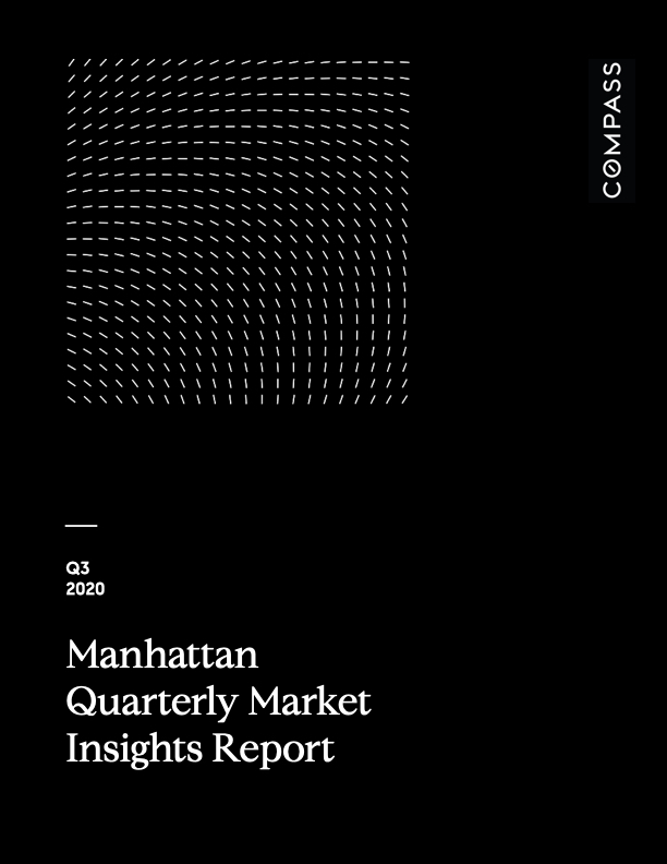 Manhattan Quarterly Market Insights Report - Q3 2020